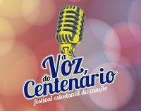 Voz do Centenário, será realizado nessa sábado em PU