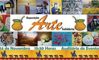 """""""Arte Solidária"""" acontece nessa terça-feira em General Carneiro"""