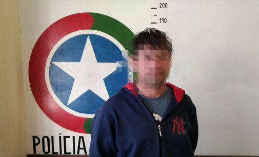 Homem é preso em PU por matar a mulher em Paranaguá
