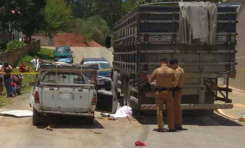 Jovem de 13 anos morre em acidente de trânsito em Rebouças