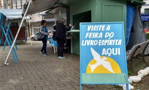 32º Feira do Livro Espírita é aberta em União da Vitória
