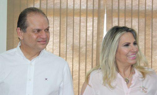 Cida Borghetti assume o governo do PR em abril, diz Ricardo Barros