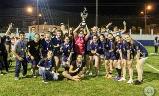 Direito e Educação Física vencem a Copa de Futebol 7 Uniguaçu