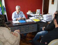 General Carneiro firma ação com Sebrae