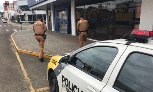 Golpistas são presos na Agência da Caixa em UVA