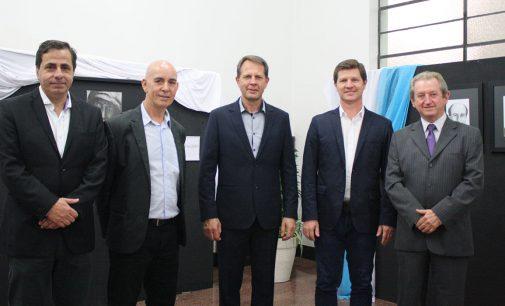 Ex-prefeitos de Porto União são homenageados
