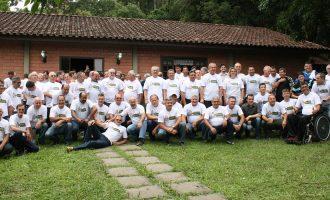 PM de Porto União faz reencontro de amigos