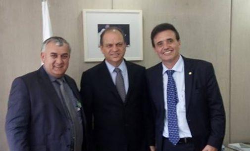 Ministério da Saúde investe em Paulo Frontin