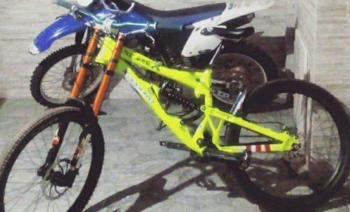 Mulher é agredida e tem bicicleta roubada em UVA