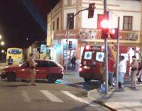 PRE-PR registra acidente entre carro e ônibus em UVA