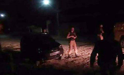 Polícia Militar recupera veículo de vítima de latrocínio