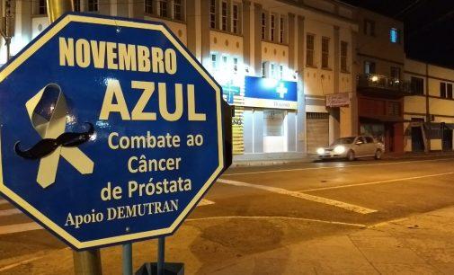 """Porto União chama atenção para """"Novembro Azul"""""""