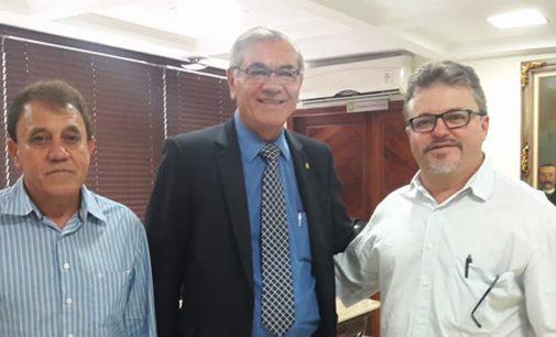 Prefeito Raul cumpre agenda em Florianópolis