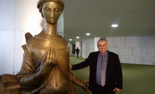 Prefeito Sebastião Elias cumpre agenda em Brasília