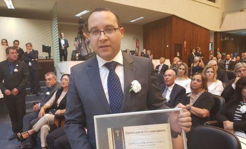 """Projeto """"Parques Ambientais"""" recebe premiação estadual"""