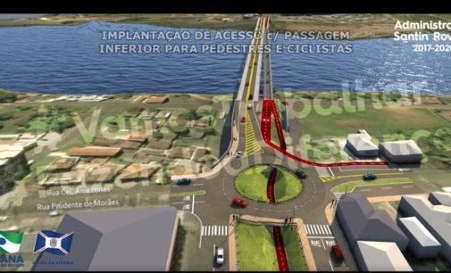 União da Vitória vai ganhar a ponte José Richa