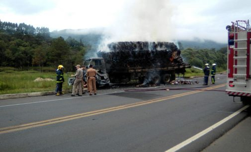PRF confirma quatro mortos em acidente na BR 153