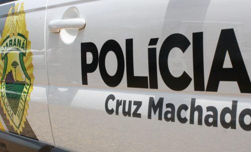Dois homens são agredidos com facão em Cruz Machado