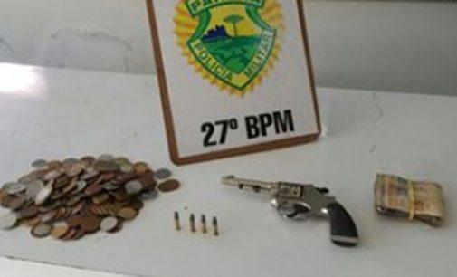 Farmácia é assaltada no distrito de São Cristóvão