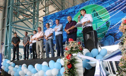Alfa inaugura nova sede em Paula Freitas