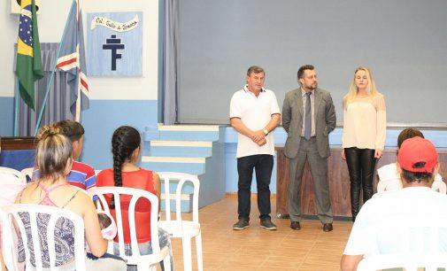 """""""Escola de Pais"""", encerra atividades de 2017"""