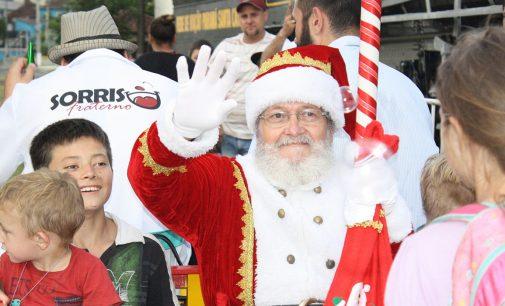 Vila do Papai Noel está aberta para visitação