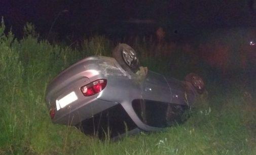 Motorista alcoolizado causa acidente na BR 476