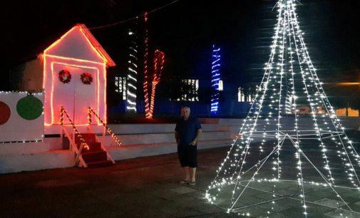Papai Noel chega hoje em Paulo Frontin