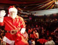 Chega hoje, nas cidades irmãs, o Papai Noel da CDL