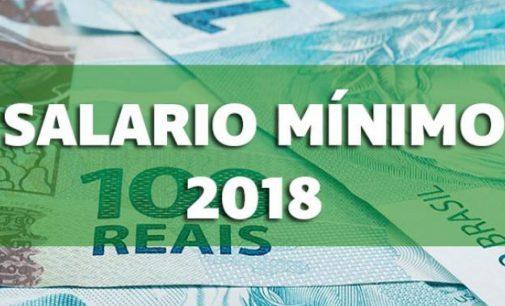 Michel Temer assina decreto do Salário Mínimo R$ 954