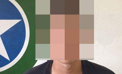 Policiais de Porto União cumprem mandado de prisão no Vice King
