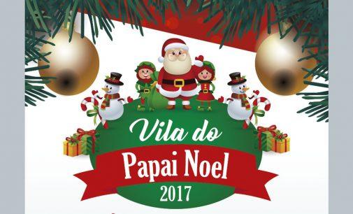 Abre hoje, nas cidades irmãs, a Vila do Papai Noel