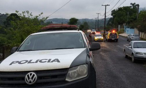 Briga termina em morte no bairro Jardim Roseira