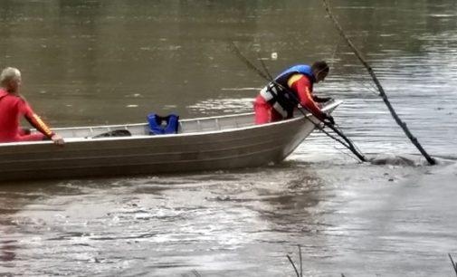 Encontrado corpo de Reginaldo Pires no rio Iguaçu