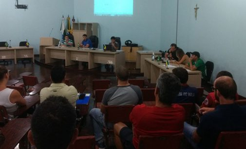 Congresso técnico define chaves da 12ª Olimbairros