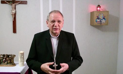 Mitra divulga nota sobre saúde do bispo Dom Agenor
