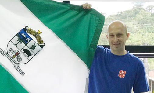 Grzegorz Tadeusz Lichwa visita Cruz Machado