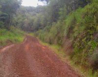 Prefeito de Porto União fiscaliza estradas rurais
