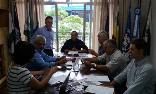 Prefeitos da Amsulpar fazem a primeira reunião de 2018