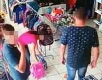 Elementos furtam malas no distrito de São Cristóvão