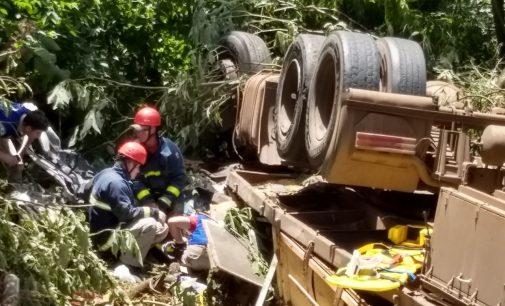 Acidente na BR 153 deixa quatro mortos