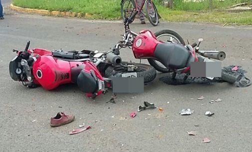Homem morre em acidente de moto em Porto União