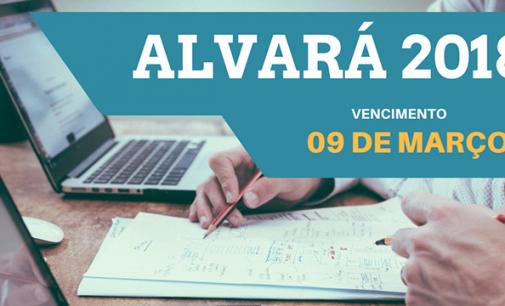 Alvará 2018 está disponível na Prefeitura de Porto Vitória