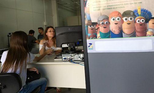 Biometria em Porto União, Matos Costa e Irineópolis