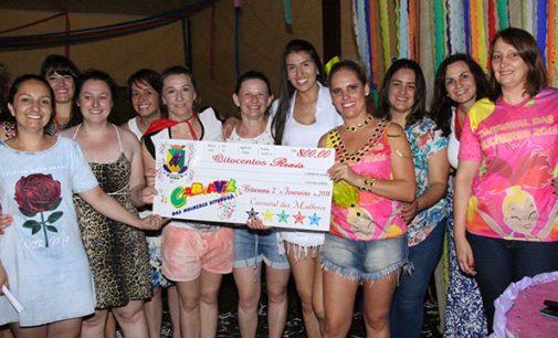 Carnaval das Mulheres arrecada oito toneladas de alimentos
