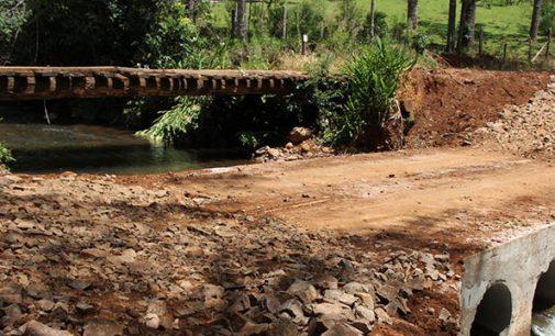 Programa Bituruna 2020 entrega três novas pontes