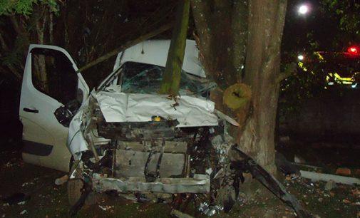 Homem morre em acidente na BR 280 em Porto União