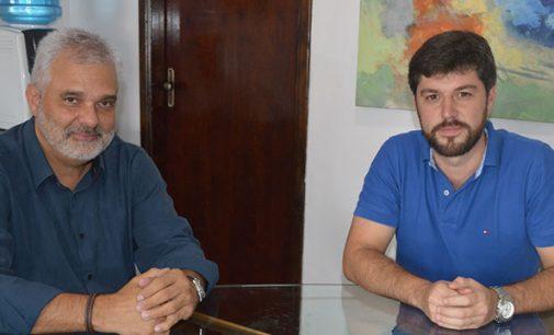 Jean Fagundes assume a saúde em General Carneiro