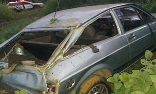 PRE-PR registra dois acidentes na PR 446