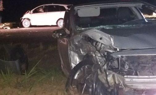 PRF registra acidente na BR 280 em Irineópolis
